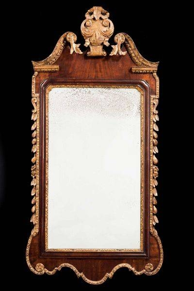 Antique Mirrors – The Uk's Premier Antiques Portal – Online Galleries Intended For Vintage Standing Mirrors (View 11 of 30)