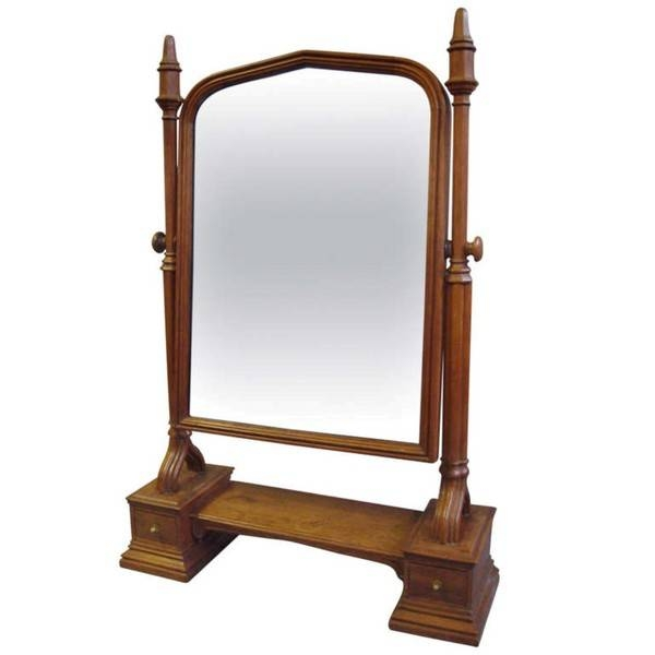 Antique Mirrors – The Uk's Premier Antiques Portal – Online Galleries Pertaining To Antique Oak Mirrors (#7 of 20)