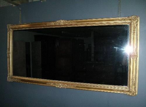 Antique Mirrors Uk  Antique Gilt Mirrors – Antique French Mirrors Intended For Large Gilt Mirrors (#6 of 20)