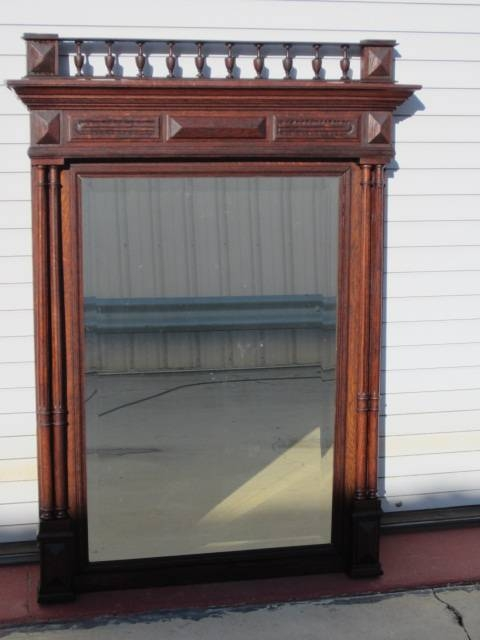 Antique Mirrors, Vintage Mirrors, Antique Wall Mirrors, And French Pertaining To Large Antique Wall Mirrors (#9 of 20)