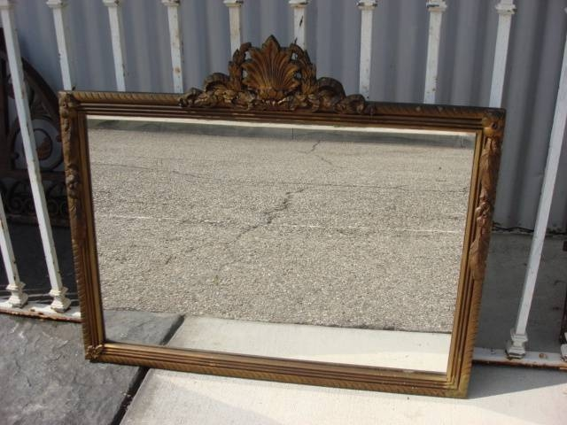 Inspiration about Antique Mirrors, Vintage Mirrors, Antique Wall Mirrors, And French Regarding Vintage Wall Mirrors (#1 of 20)