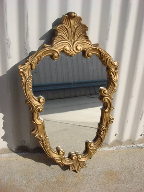 Antique Mirrors, Vintage Mirrors, Antique Wall Mirrors, And French With Vintage French Mirrors (#21 of 30)