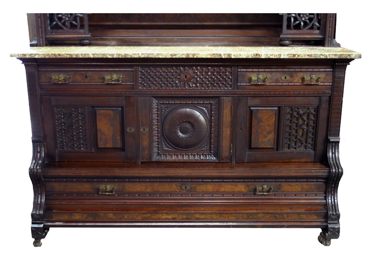 Antique Victorian Sideboard For Sale | Antiques | Classifieds Within Sideboard For Sale (#5 of 20)