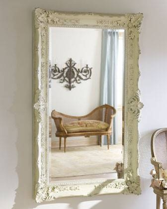 Antique White Mirror Images – Reverse Search In Vintage White Mirrors (View 6 of 20)