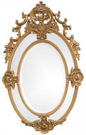 Antique White Oval Mirror – Foter Within Antique White Oval Mirrors (View 12 of 20)