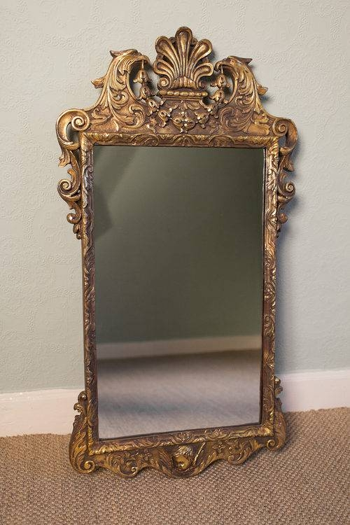 Antiques Atlas – 18Th Century Style Gilt Framed Wall Mirror (View 2 of 20)