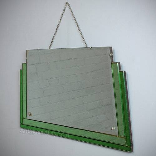 Antiques Atlas – Art Deco Mirror (#11 of 20)