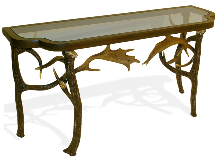 Antler Outdoor Furniture Antler Chair Antler Side Chair Antler In Patio Sofa Tables (#3 of 15)