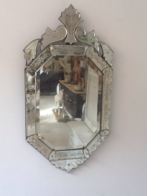 Anton & K – French Antique Venetian Mirror – This One Is Sold But Within Venetian Antique Mirrors (View 7 of 20)