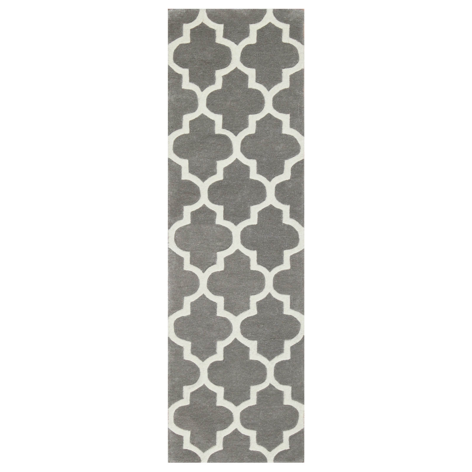 Arabesque Hallway Runners With Free Uk Delivery From The Rug With Hallway Runners Black And Grey (#1 of 20)
