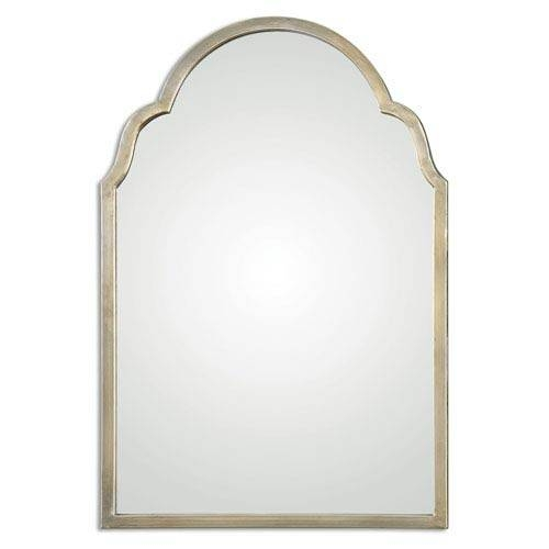 Arched Crowned Mirrors | Bellacor Throughout Arched Bathroom Mirrors (#8 of 20)