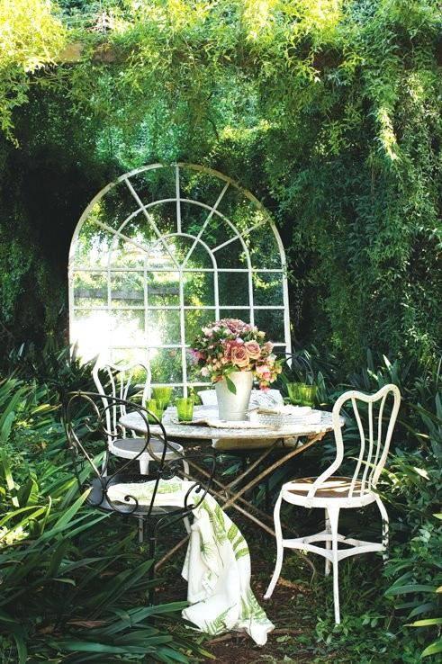 Arched Mirroroutdoor Garden Mirrors Ireland Outdoor Australia Pertaining To Large Garden Mirrors (#15 of 30)