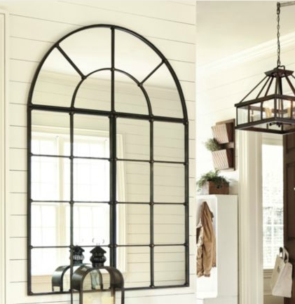 Arched Window Mirror | Roselawnlutheran Intended For Window Arch Mirrors (View 4 of 20)