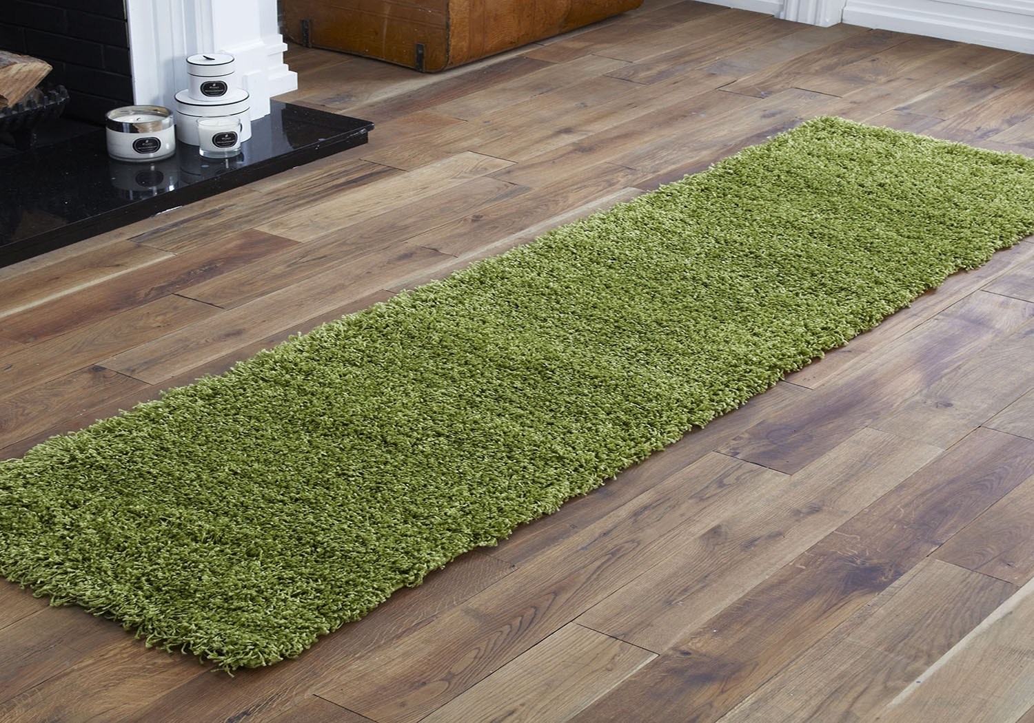 Popular Photo of Rug Runners Green