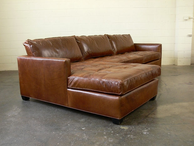 Arizona Leather Furniture Collection The Leather Furniture Blog Inside Vintage Leather Sectional Sofas (#4 of 15)