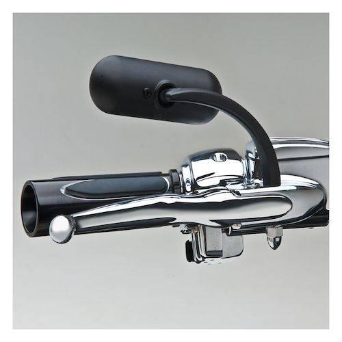 Arlen Ness Mini Oval Micro Mirror – Revzilla For Black Oval Mirrors (#8 of 30)