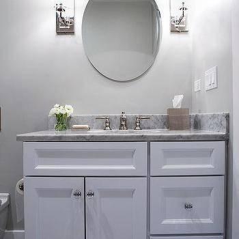 Art Deco Bathroom Mirror Design Ideas With Regard To Deco Bathroom Mirrors (#6 of 20)