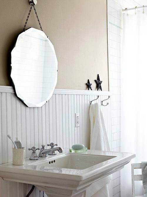 Art Deco Bathroom Mirror | Inovodecor Pertaining To Deco Bathroom Mirrors (#8 of 20)