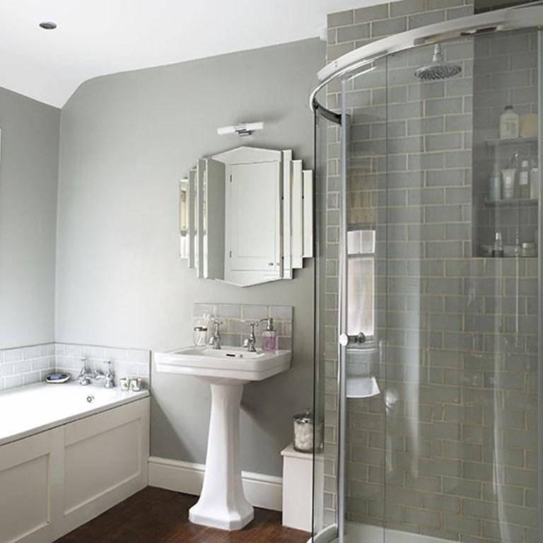 Art Deco Bathroom Style Guide – Maggiescarf Throughout Deco Bathroom Mirrors (#9 of 20)
