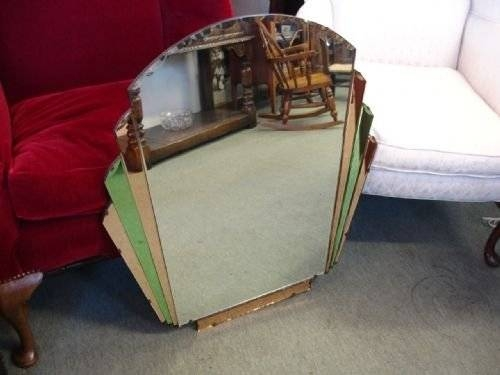 Art Deco Mirror | 93402 | Sellingantiques.co (#15 of 20)