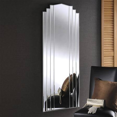 Art Deco Mirror. . Art Deco Mirror (#6 of 20)