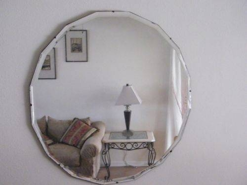 Art Deco Mirror Vintage (#18 of 30)