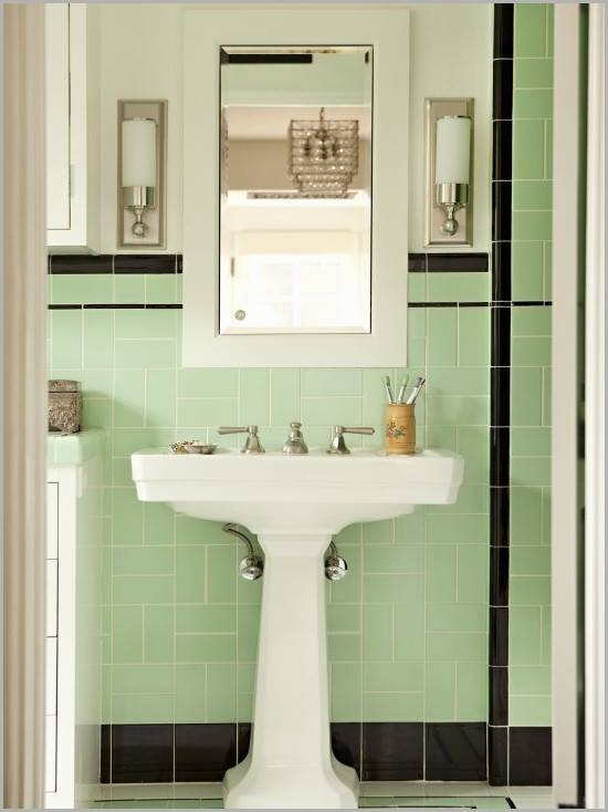 Inspiration About Art Deco Style Bathroom Mirrors Purchase Best Images Pertaining To