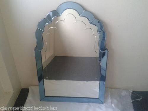 Art Deco Vintage 1930S 1940S Mirror Revival Collection On Ebay! With Original Art Deco Mirrors (#10 of 20)