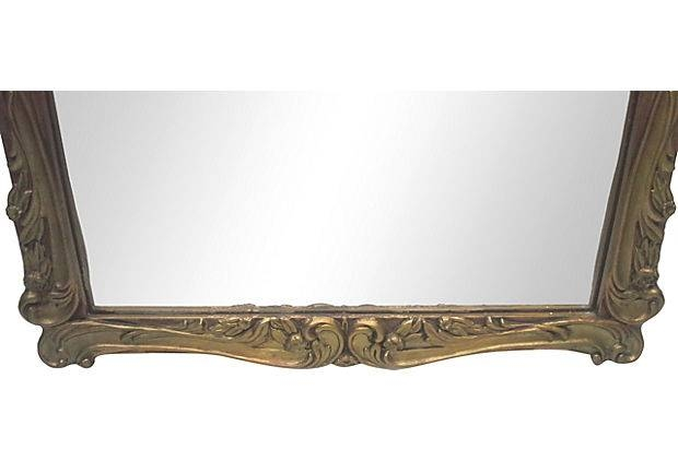 Art Nouveau Wall Mirror – Beckon Gallery In Art Nouveau Wall Mirrors (#9 of 20)