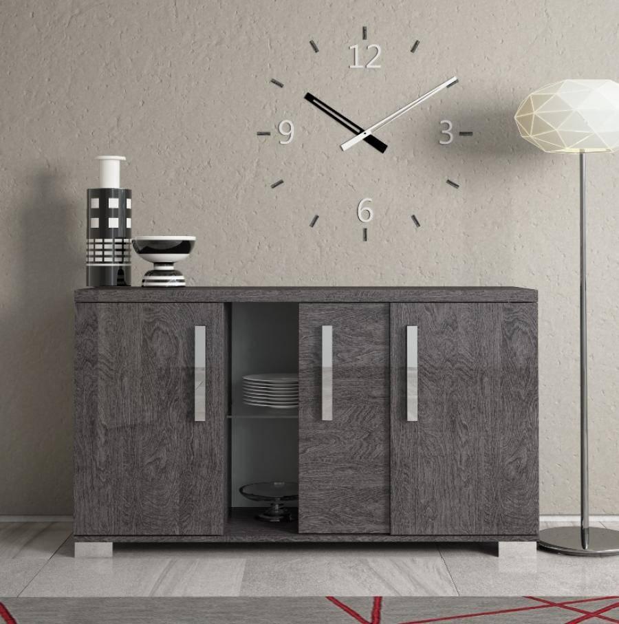20 Ideas of Dark Grey Sideboard