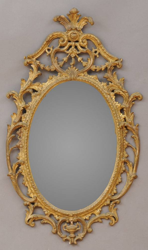 Auction Decorating: Mirror, Mirror 'at Auction' Within Elaborate Mirrors (#21 of 30)