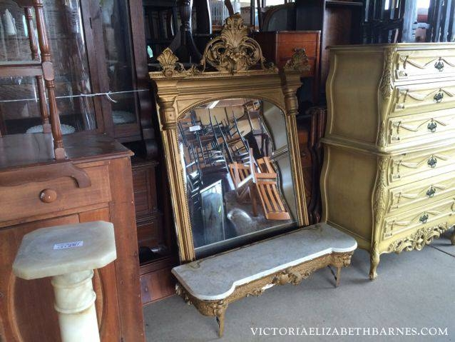 Auctions  Because You Can Never Have Too Many Giant, Antique Inside Giant Antique Mirrors (#4 of 20)