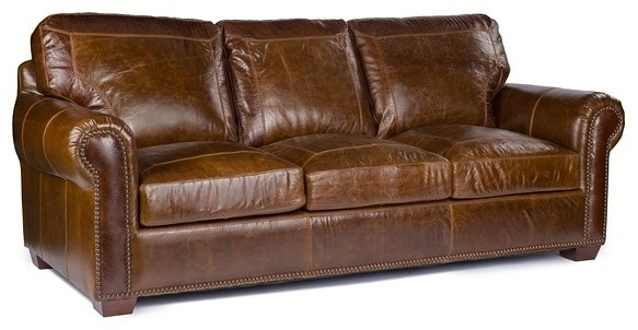 Awesome Full Grain Leather Sofa With Top Grain Leather Sofa Lp Throughout Full Grain Leather Sofas (View 9 of 15)