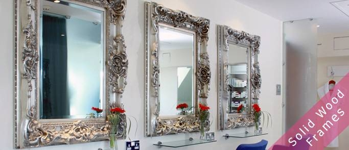 Ayers & Graces – Ornate, Antique, Shabby Chic And Vintage Style With Antique Looking Mirrors (#9 of 20)