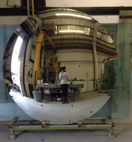 B & S Glass Of London And Herts, Uk – Specialists In Manufacturing Inside Large Round Convex Mirrors (#9 of 30)