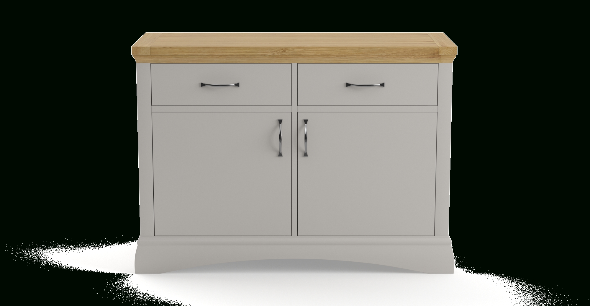 Baker Narrow Sideboard For Narrow Sideboard (#2 of 20)