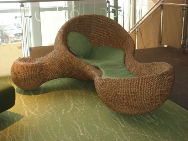 Bamboo Furniture And Decoration The Secrets Of The Bamboo Wood With Bambo Sofas (View 12 of 15)