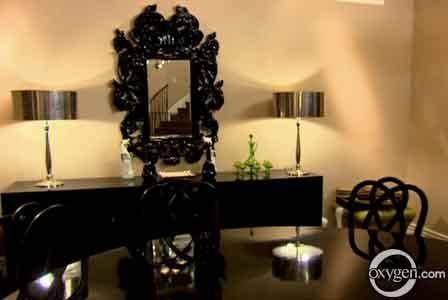 Baroque Mirror Design Ideas Intended For Black Baroque Mirrors (#7 of 20)