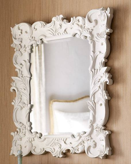 Baroque Style Mirror Pertaining To Baroque Style Mirrors (#9 of 20)