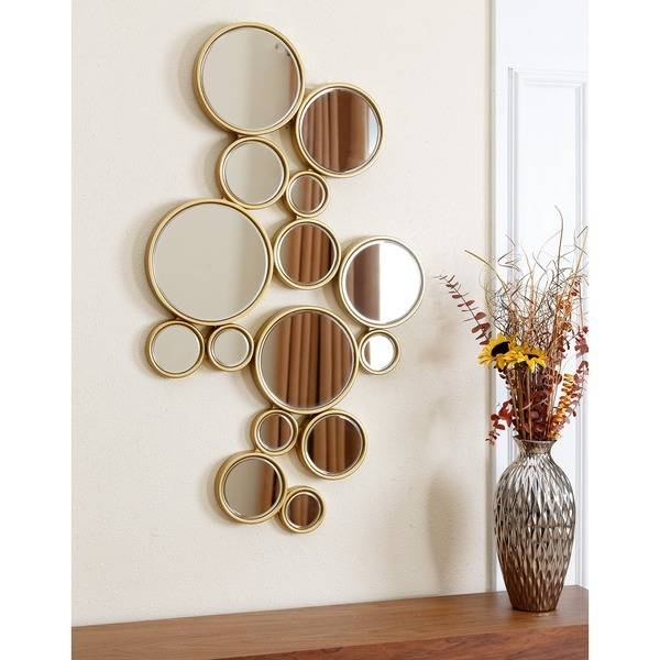 Basement Design Atlanta Storage : Fun Basement Design Atlanta For Inside Mirrors Circles For Walls (#8 of 30)