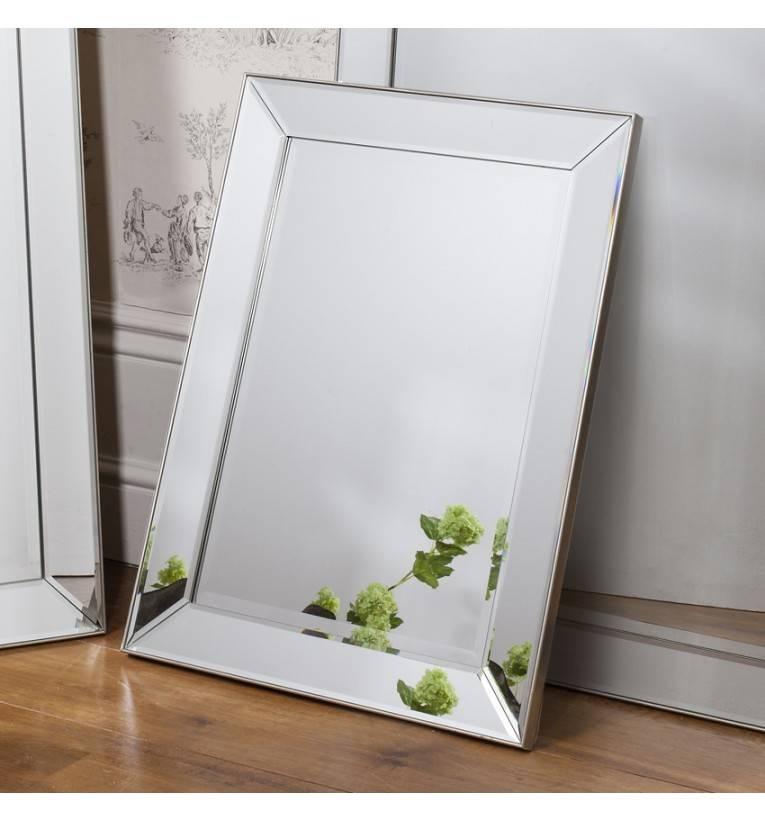 Baskin Venetian Glass Wall Mirror Throughout Venetian Bevelled Mirrors (#9 of 20)