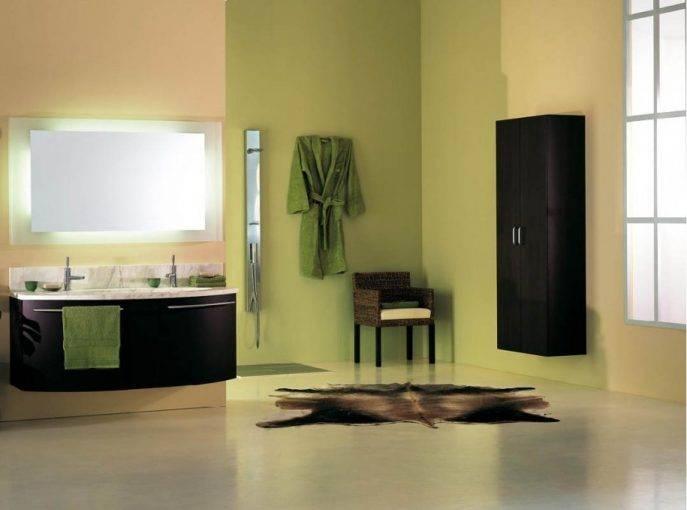 Bathroom : Alluring Hanging Framed Mirror In Bathroom Green Regarding Black Leather Framed Mirrors (#7 of 30)