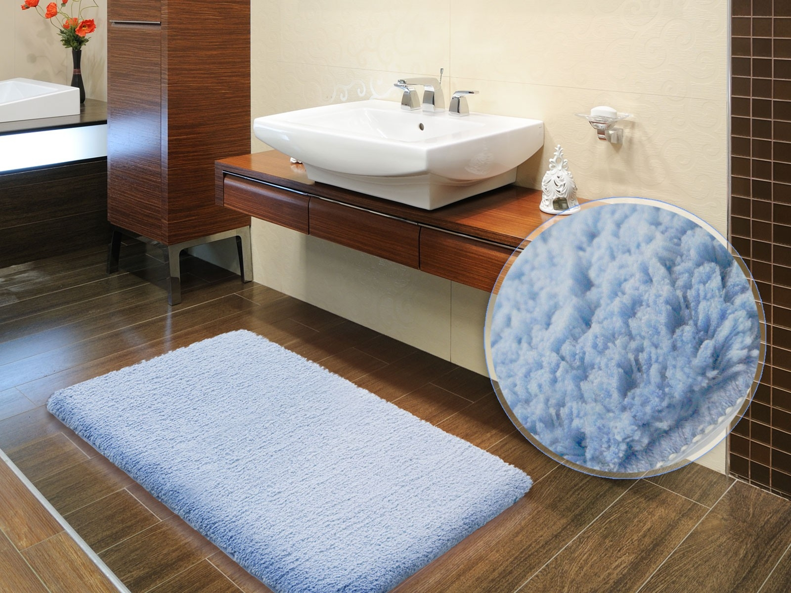 Bathroom Bathroom Carpet Bathroom Mirrors Bath Mat Sets Bathroom With Rug Runners For Bathroom (#3 of 20)