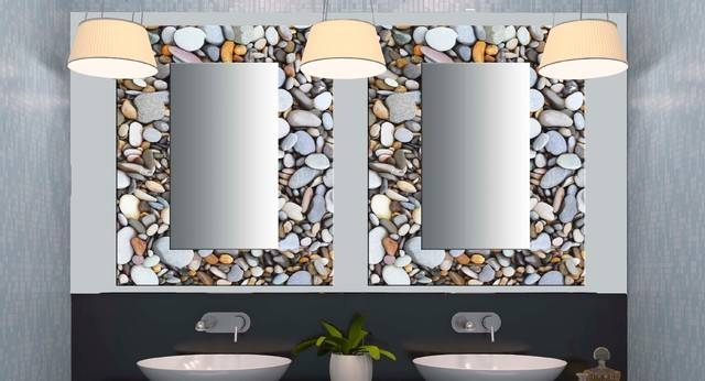 Bathroom Decorative Mirrors In Decorative Mirrors (View 21 of 30)
