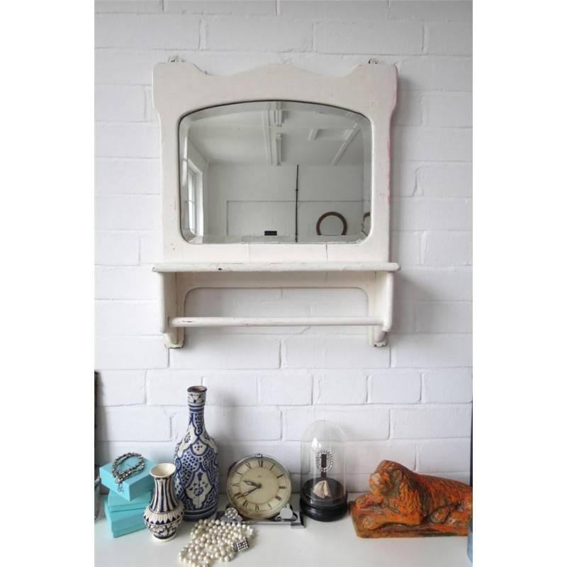 Bathroom French Wood Mirror, Bathroom Vanity Mirrors French In French Bathroom Mirrors (#9 of 30)