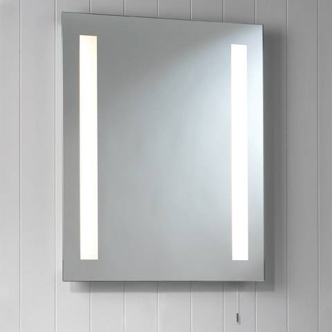 Bathroom Mirror Wall Lights – An Overlooked Light | Warisan Lighting With Regard To Wall Light Mirrors (View 6 of 30)