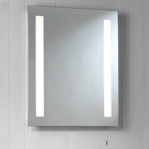 Bathroom Mirror Wall Lights – An Overlooked Light | Warisan Lighting With Regard To Wall Light Mirrors (#12 of 30)