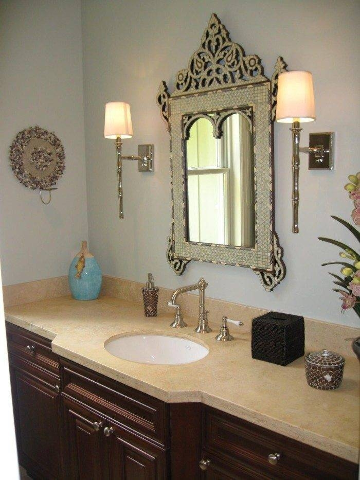 Bathroom Mirrors Victorian Style – Healthydetroiter Pertaining To Victorian Style Mirrors For Bathrooms (View 15 of 20)