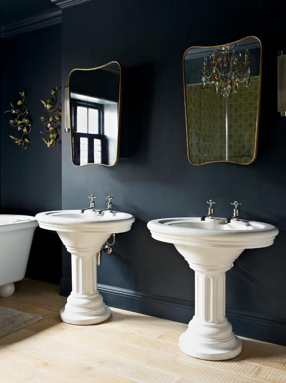 Bathroom Mirrors Vintage Style – Healthydetroiter Inside Vintage Style Bathroom Mirrors (#2 of 20)