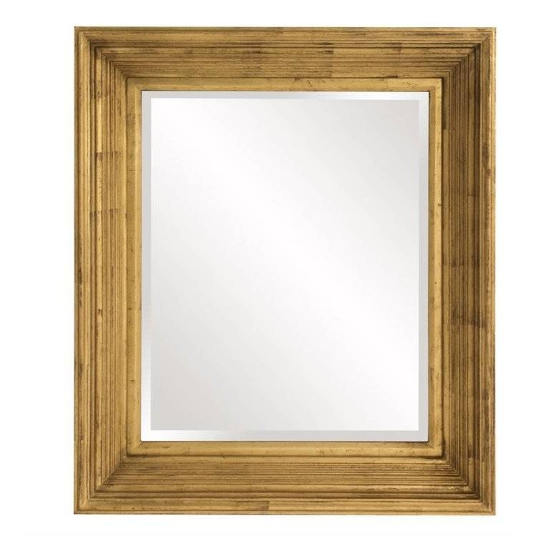 Bay Isle Home Gold Concave Wall Mirror | Wayfair For Concave Wall Mirrors (#8 of 15)